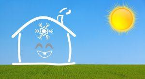 Klimagerät CO Gastherme